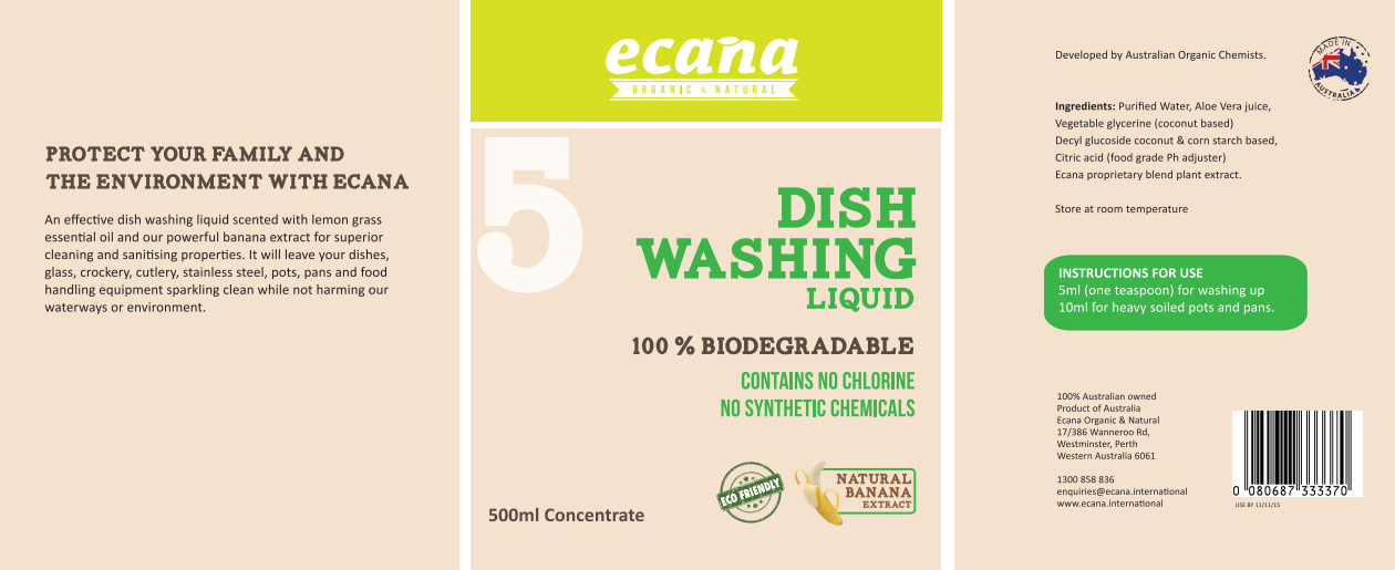 Dishwashing-liquid