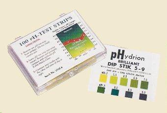 pHteststrips